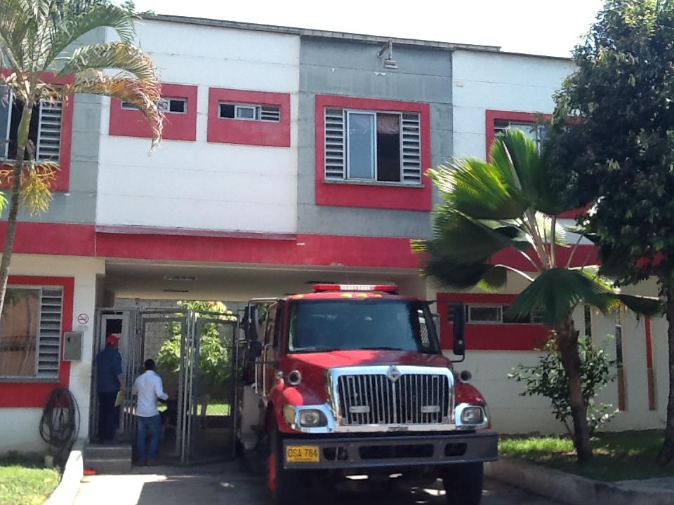 Remodelación Bomberos Bucaramanga